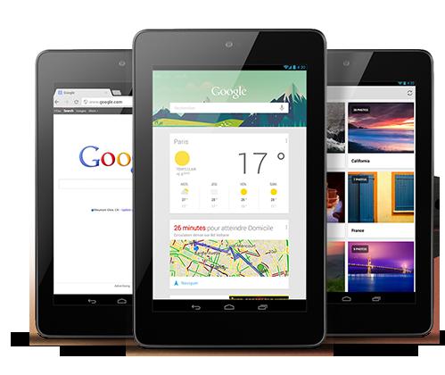 Google Nexus 7 1