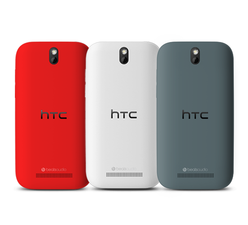 HTC One SV 3
