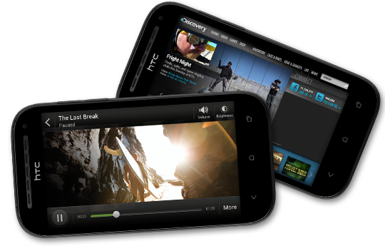 HTC One SV 5