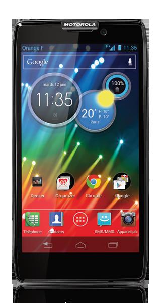 Motorola RAZR HD image 4