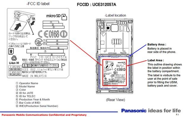 Panasonic p-02