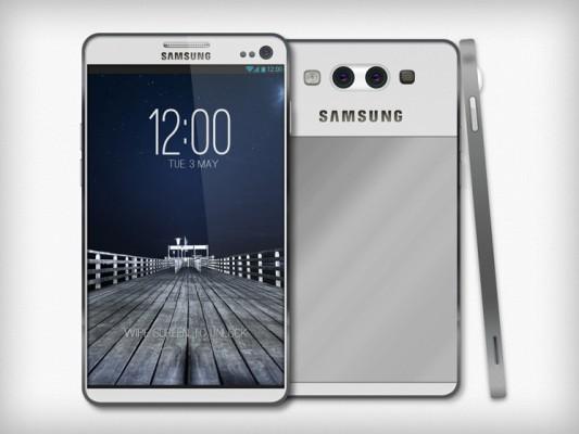 Samsung Galaxy S4 rumeurs