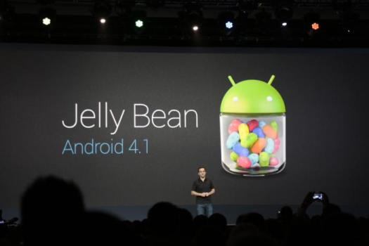 android 4.1.2 jelly bean