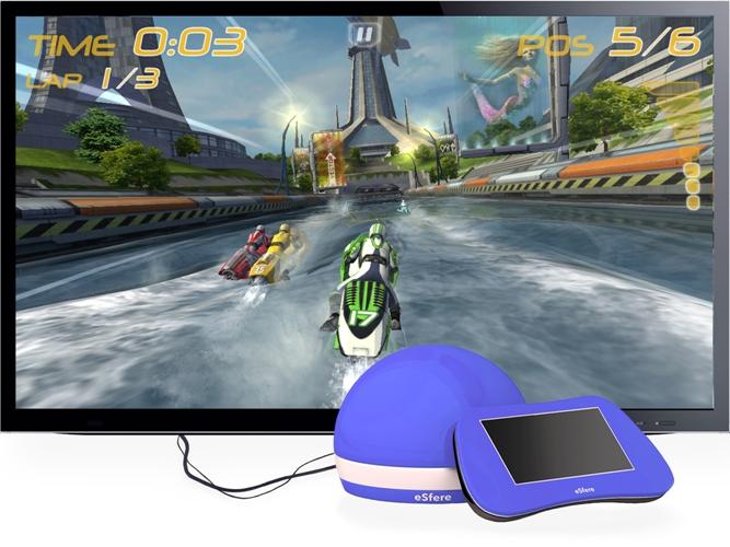 console android esfere