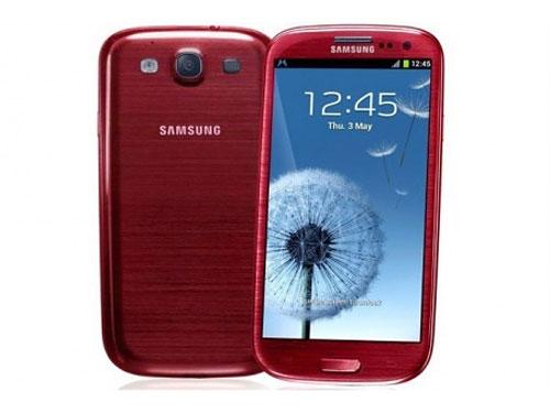 samsung galaxy s3 rouge