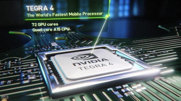 Nvidia Tegra 4 1