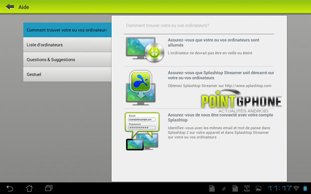 application Splashtop Remote 1