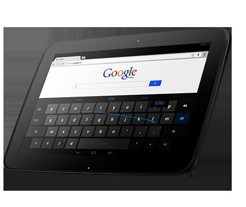 google nexus 10 1