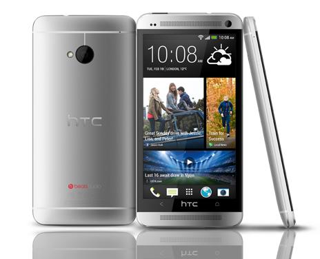 HTC one en France