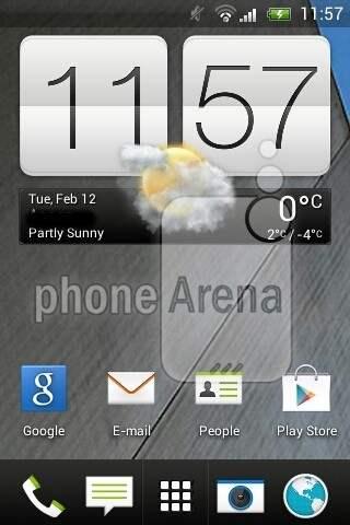 HTC G2 Sense 5