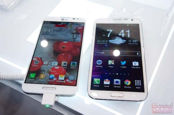 LG Optimus G Pro 2013