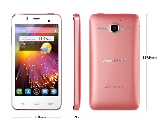 Alactel One Touch Star