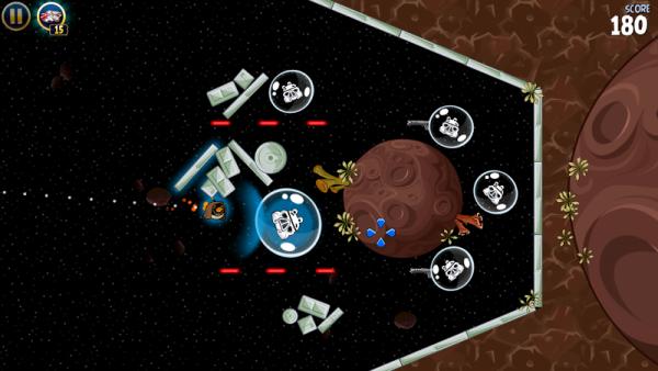 Screenshot Angry Birds
