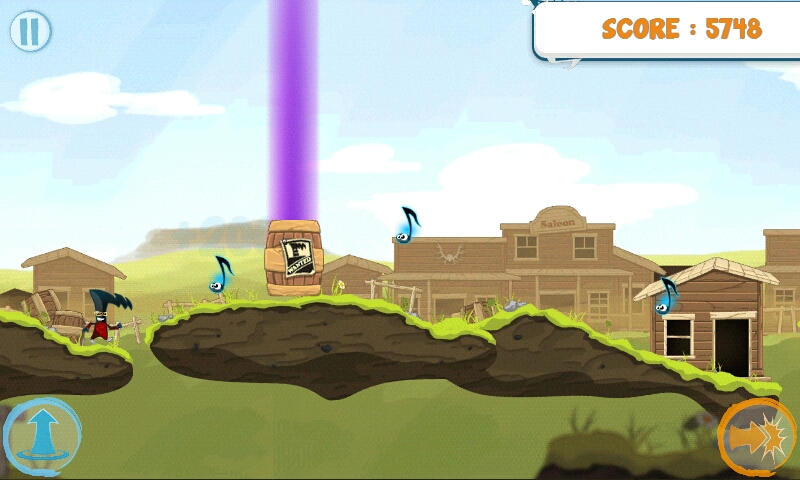 jeu android Zeeek  2
