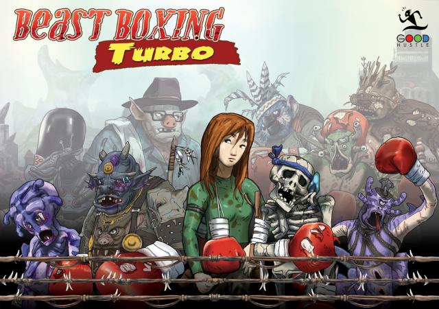 jeu Beast Boxing Turbo sur Ouya