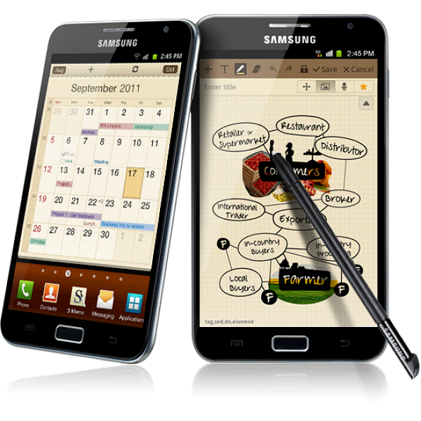 Galaxy Note 3 rumeurs