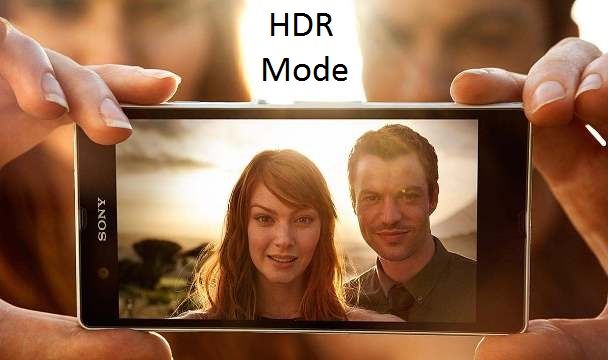 HDR Sony
