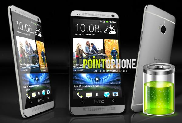 HTC One Batt