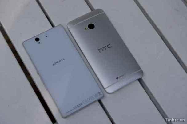 HTC One & Sony Xperia Z (3)