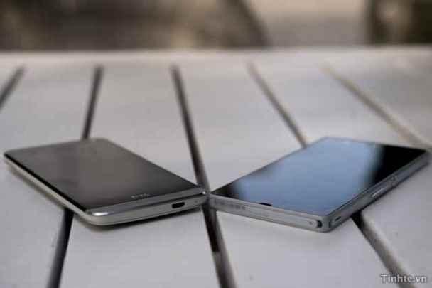 HTC One & Sony Xperia Z (4)