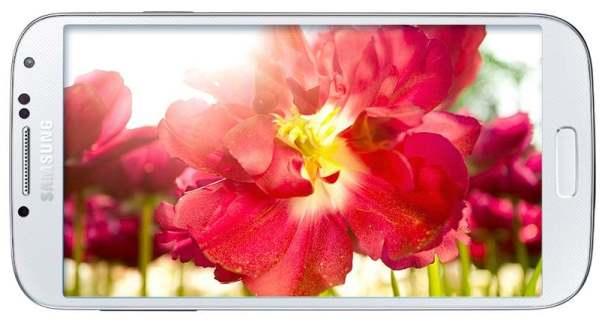 Galaxy S4 blanc