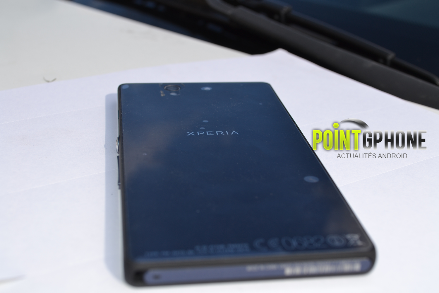 test Sony Xperia Z 3