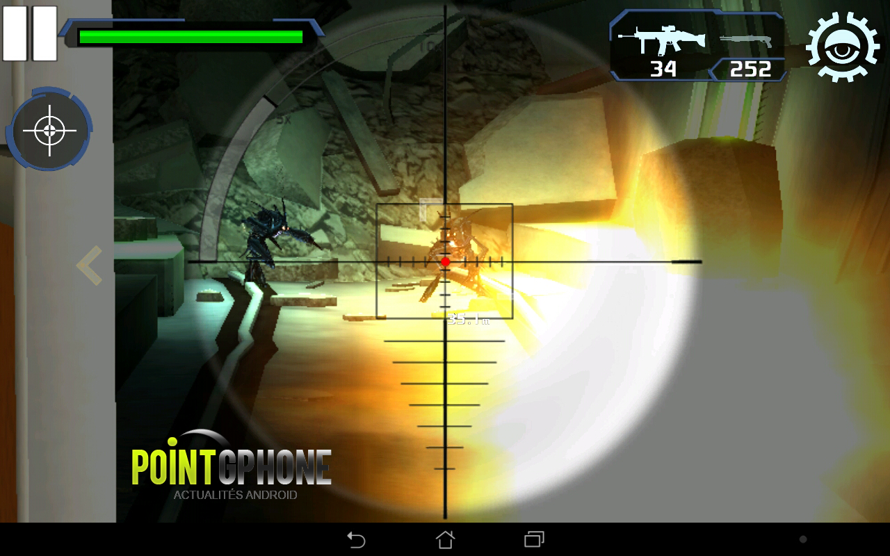 test jeu android the conduit HD 6
