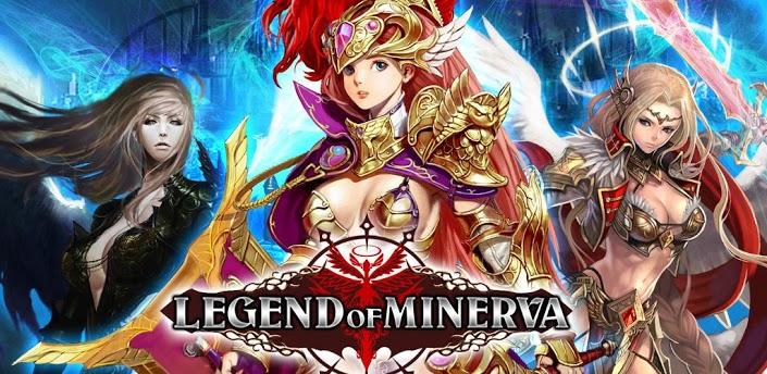 legend of mirneva sur android