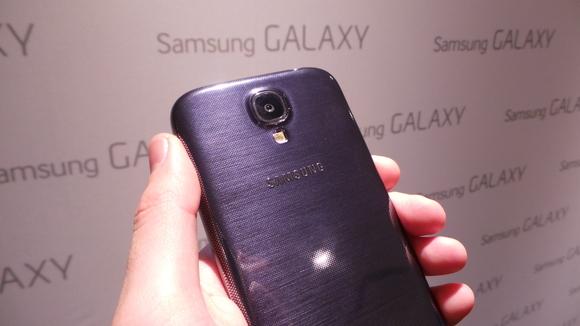 Samsung Galaxy S4 de dos