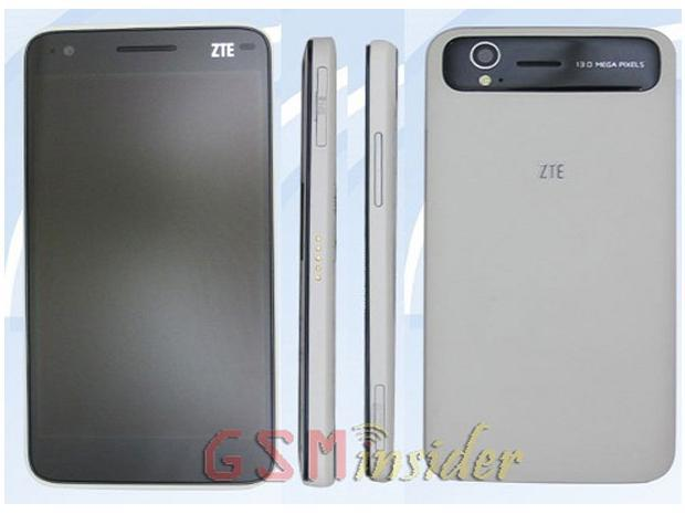 ZTE N988 avec tegra 4 rumeur