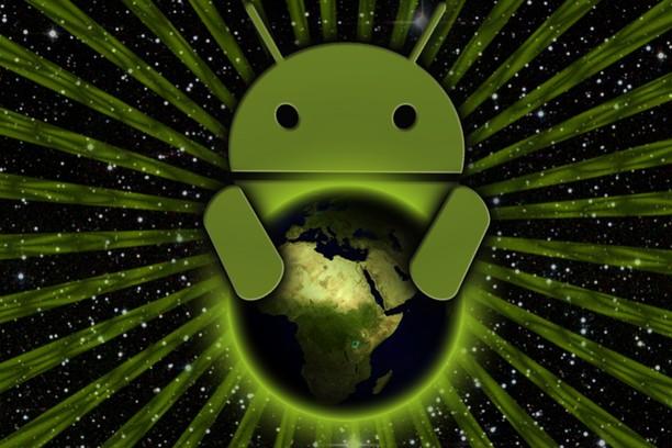 Android dans le monde 290501
