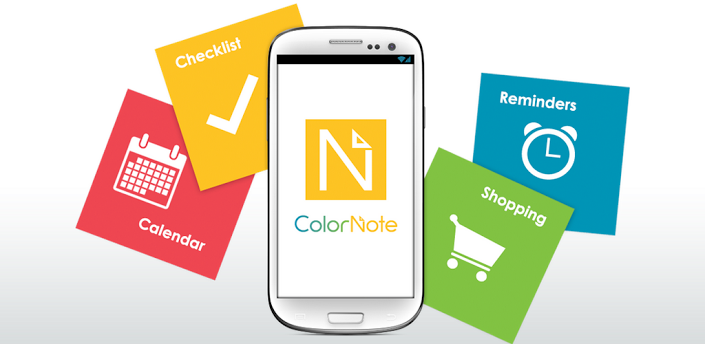 application android colornote