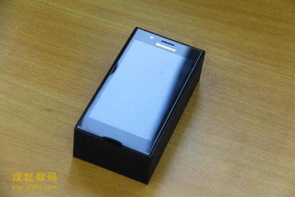 prise en main Lenovo K900 2