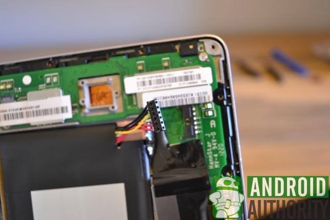 remplacer l'ecran de la nexus 7 27053