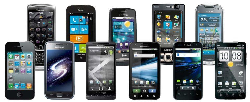 smartphone comparison 2505