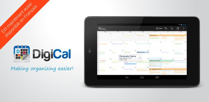 DigiCal Calendar & Widget