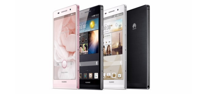 Huawei Ascend P6 18062