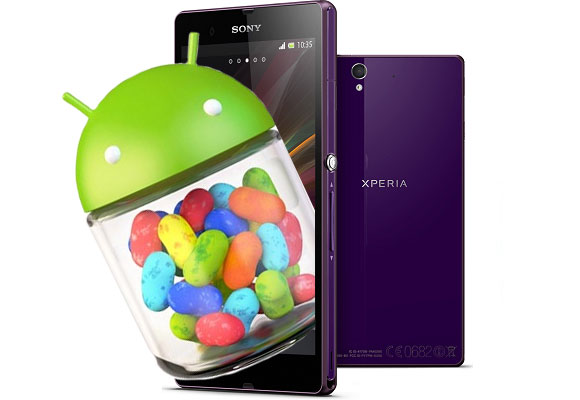 Android 4.2.2 xperia z 1