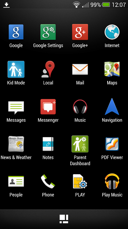 htc one android 4.2.2 030601305