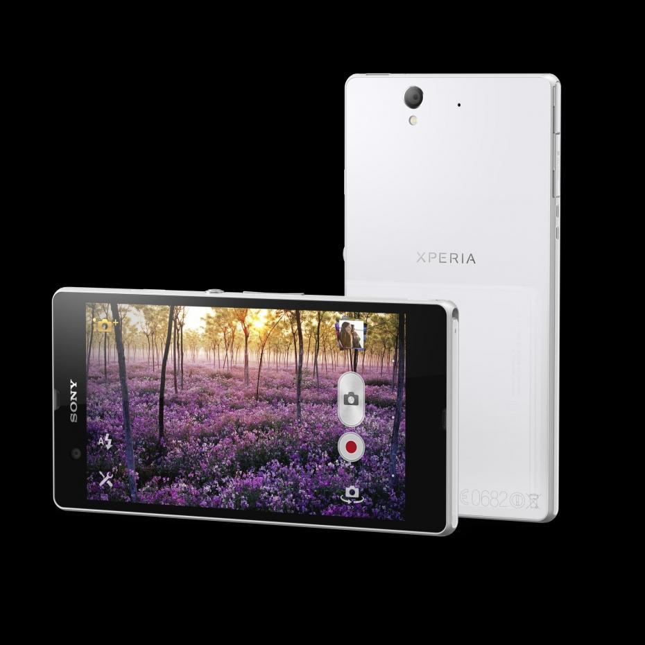 Xperia Z sous snapdragon S800