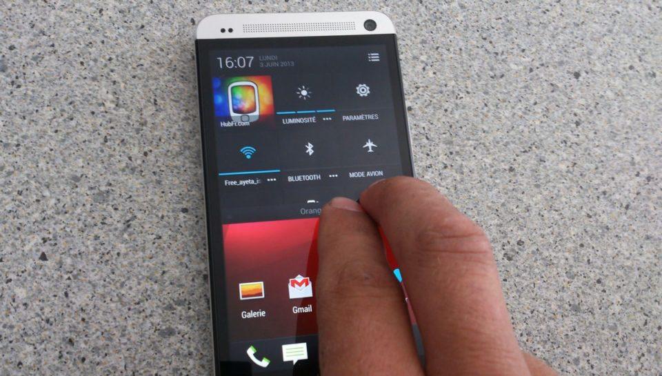 Android 4.2 les paramètres