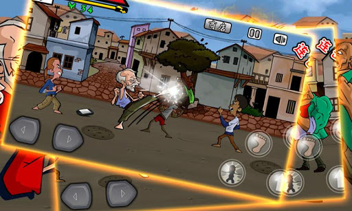 Crazy Man HD jeu Android 21062
