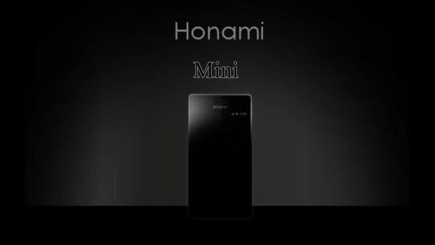Sony Honami Mini rumeurs 15071