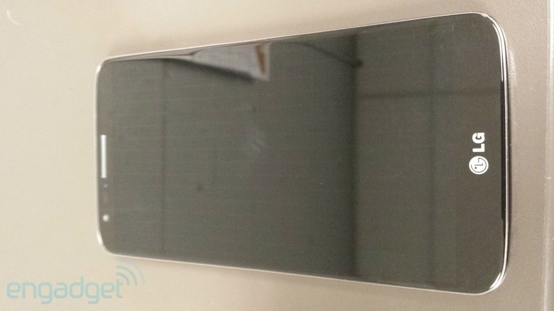 fuite LG G2 100704