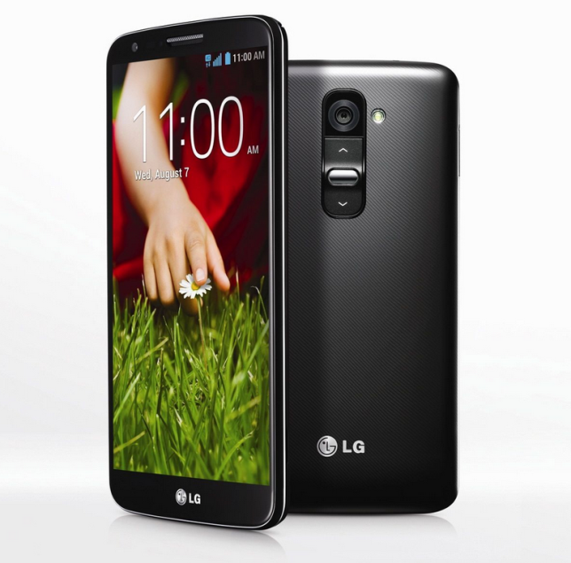 LG G2 nouveau smartphone android