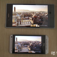Sony Xperia Z ultra vs HTC One 13082