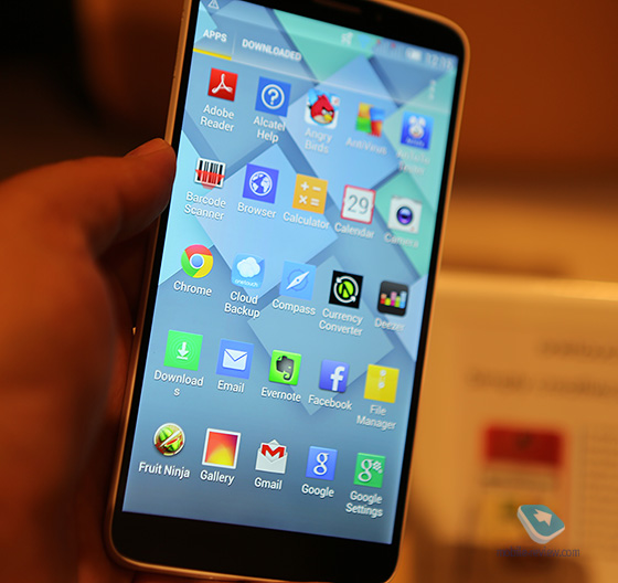 alcatel One touch Scrib pro 200801