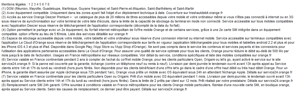 forfaits mobiles orange 220810