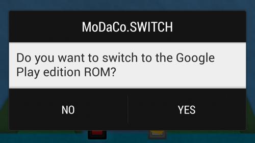 modaco switch pour galaxy s4 2308