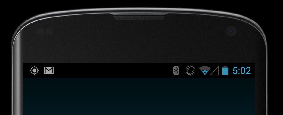 problme reseau nexus 4 android 4.3 2708